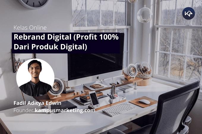 Rebrand Digital Class - PLR