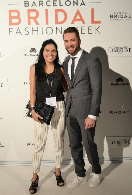 """Photocall Barcelona Bridal Fashion Week"""