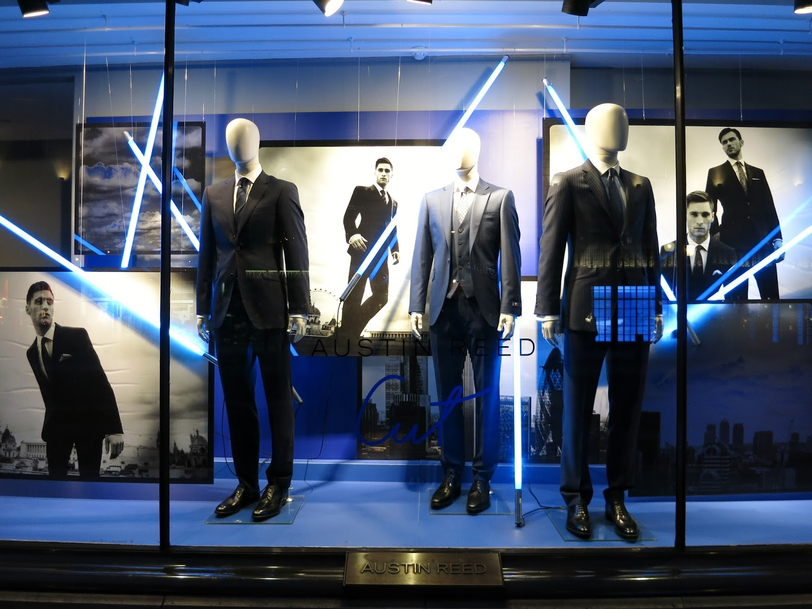 Retailstorewindows Austin Reed London
