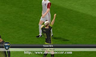 Download DLS 17 Mod FIFA 18