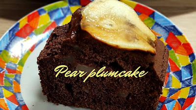 pere plumcake glutenfree ricetta