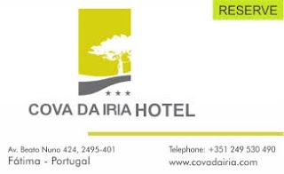 Hotel Cova da Iria - Fátima - Portugal