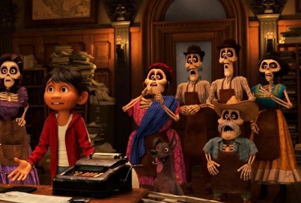 """""""Coco"""" rompe récords de taquilla, la mejor apertura de una película animada"""