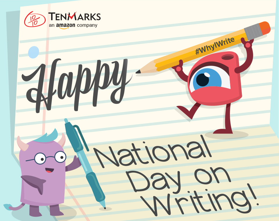 National Day on Writing Wishes Images download
