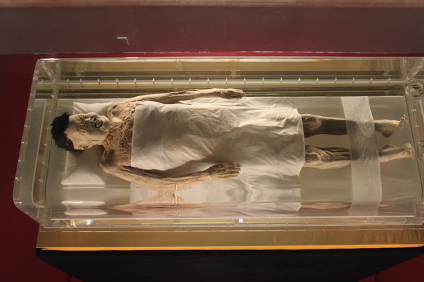 Nobody knows why the mummy of Lady Dai from ancient China is so well preserved