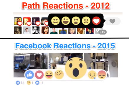 Path Reactions