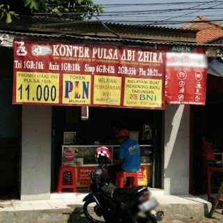 Jualan paket data internet