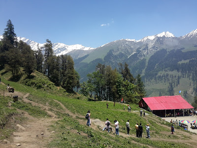 manali mountain