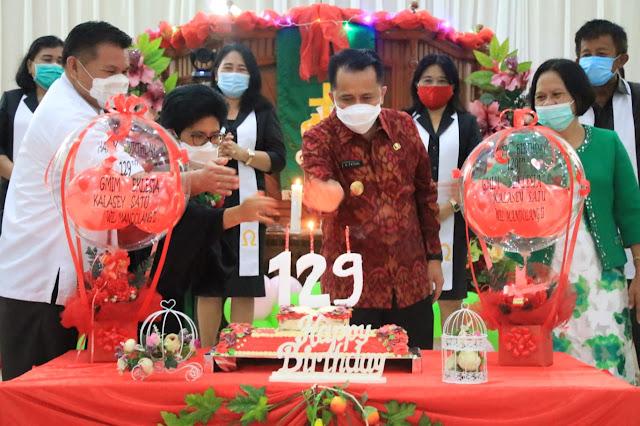 Agus Fatoni Apresiasi Ibadah Syukur HUT ke-129 Jemaat GMIM Eklesia Kalasey.lelemuku.com.jpg