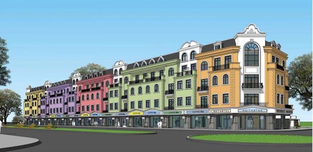 Mở bán dự án Vinpearl Mỹ Lâm Tuyên Quang - biệt thự shophouse