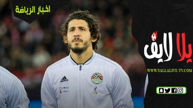 أحمد حجازي يكسر الصمت بشأن موضوع كابتن أولمبياد طوكيو
