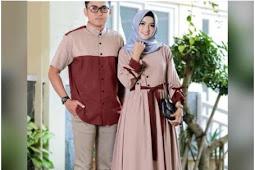 Baju Lebaran 2021 Couple