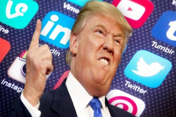 ترامب يصدر مرسوما تنفيذيا يرفع الحصانة القانونية عن منصات التواصل الاجتماعي