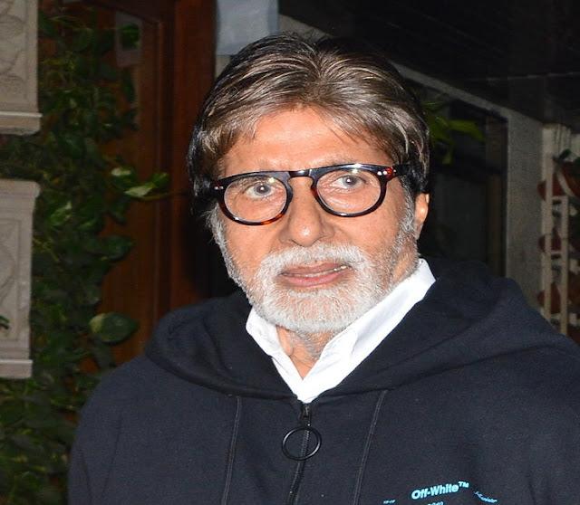 Amitabh Bachchan tests COVID-19 positive, admitted in Nanavati Hospital, Mumbai