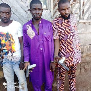 Commotion As Oniranike, Oba Adewale Adeniji Stockpiles Arms For Land Grabbers -- Invades, Unleashes Mayhem On Ogun Community