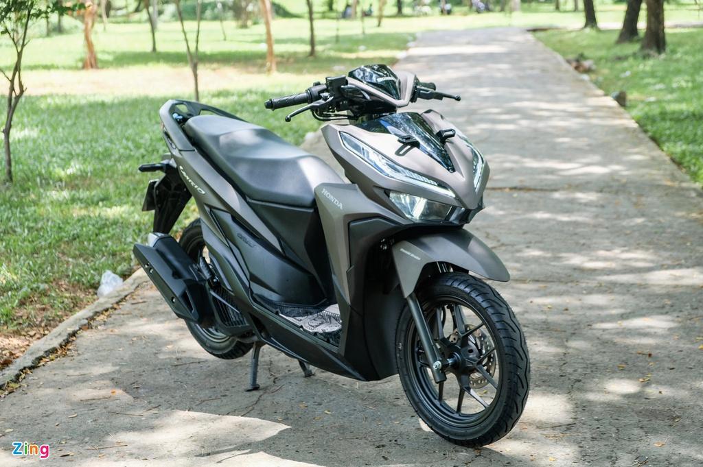 Chiếc Honda Vario biển số 99999 rao giá 900 triệu tại TP.HCM