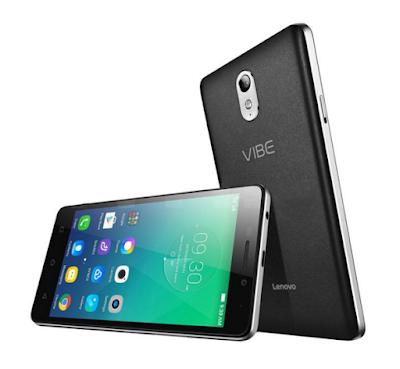 Gambar Smartphone Lenovo P1M