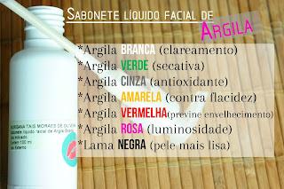 pele madura, esfoliação antioxidante, receitas caseiras para cuidar da pele, máscara facial anti flacidez, sabonete facial de argila , vitamina c