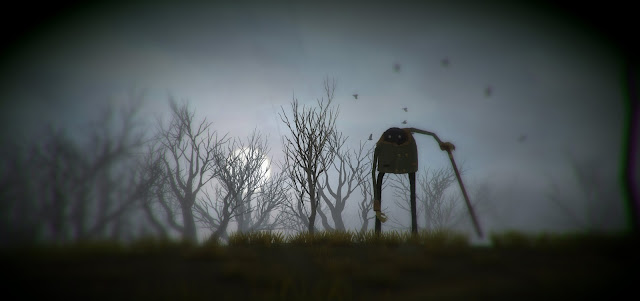 Sir, You Are Being Hunted Screenshot-3