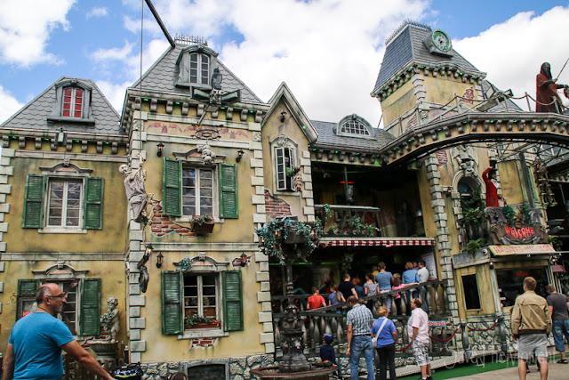 Haunted Manison Kreuznacher Jahrmarkt