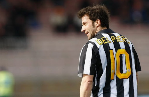 Juventus icon Alessandro Del Piero not ready to hang up boots yet