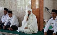 Berharap Masyarakat Selamat dari Corona Virus, Bupati Bima Do'a Bersama di Masjid Nurul Hidayah Wawo