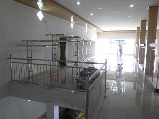 Desain Interior Toserba / Mall
