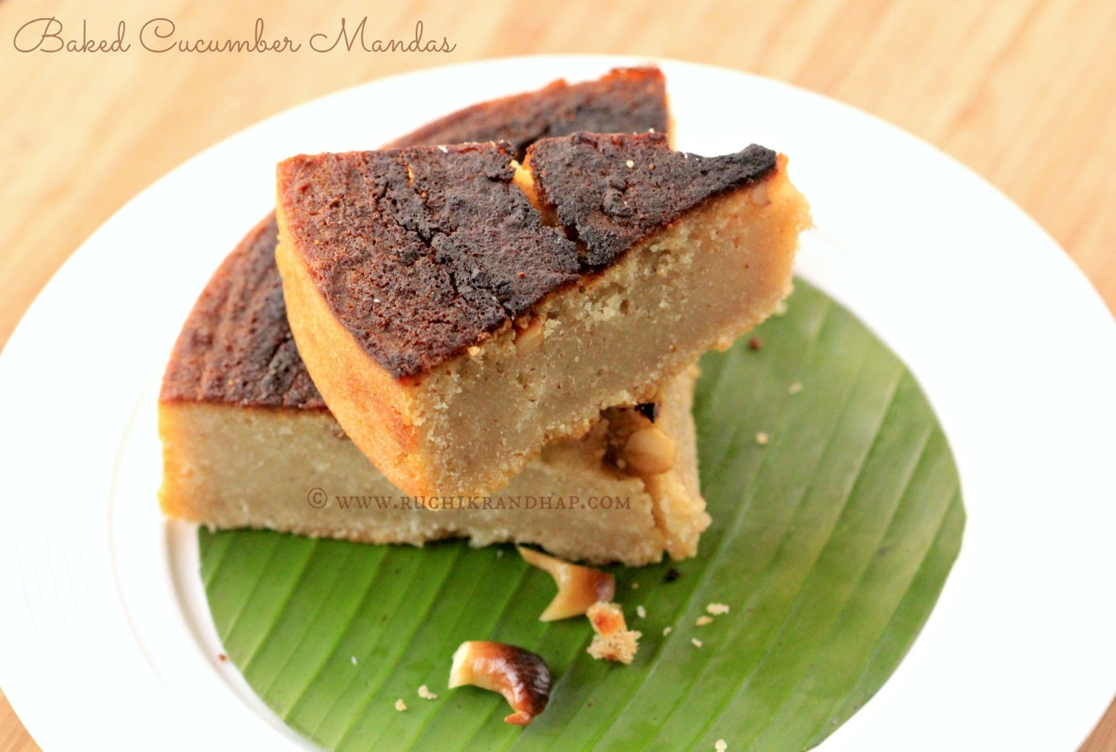 Mangalorean Coconut Cake Recipe