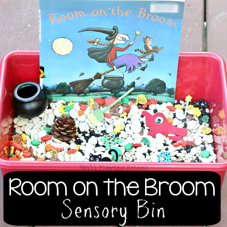 Room on the Broom Sensory