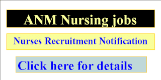 ANM(Auxiliary Nursing and midwives) Recruitment - Government of Assam