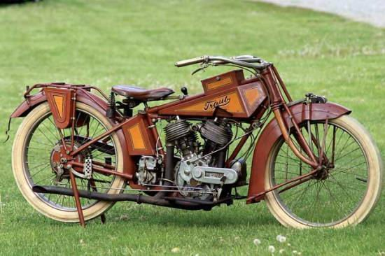 rarest motorcycle in the world