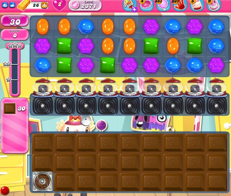 Candy Crush Saga level 2371