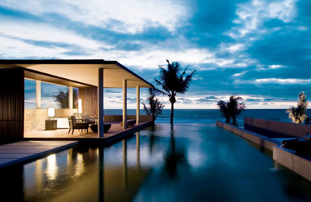 5 tipe kamar di dalam villa