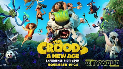 The Croods: A New Age Movie Watch Online