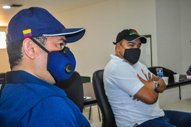 https://www.notasrosas.com/Maicao se prepara para reactivar paso de migrantes en Paraguachón