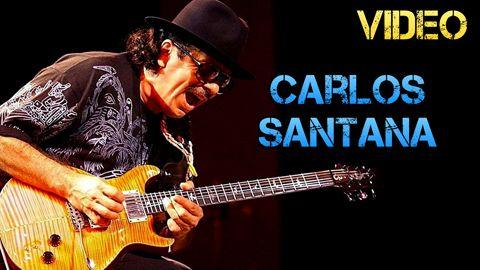 Biografía y Equipo de Carlos Santana