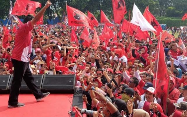 Foto Kampanye PDIP