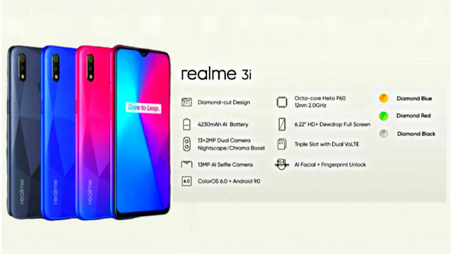 Realme 3i vs Redmi 7: Which one is the better entry-level smartphone ...