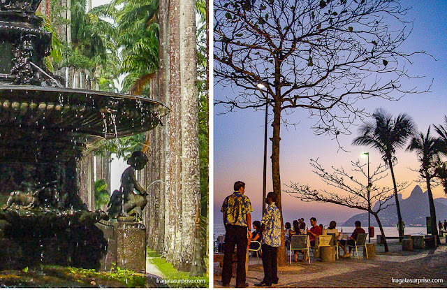 Rio de Janeiro - Arpoador e Jardim Botânico