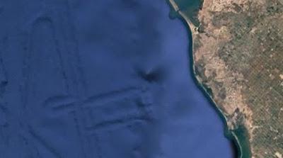 Βρέθηκε υποθαλάσσια «εξωγήινη» πόλη στην Καλιφόρνια