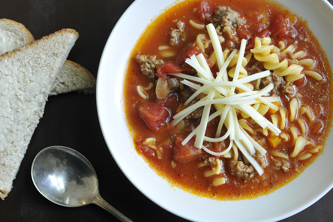 Simply Gourmet: Hearty Italian Soup