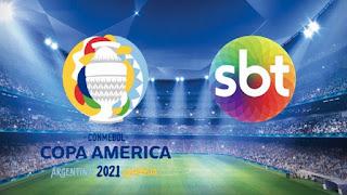 Hoje tem jogo da Seleção Brasileira na tela do SBT