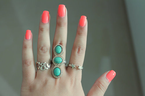 Tendência: Anéis