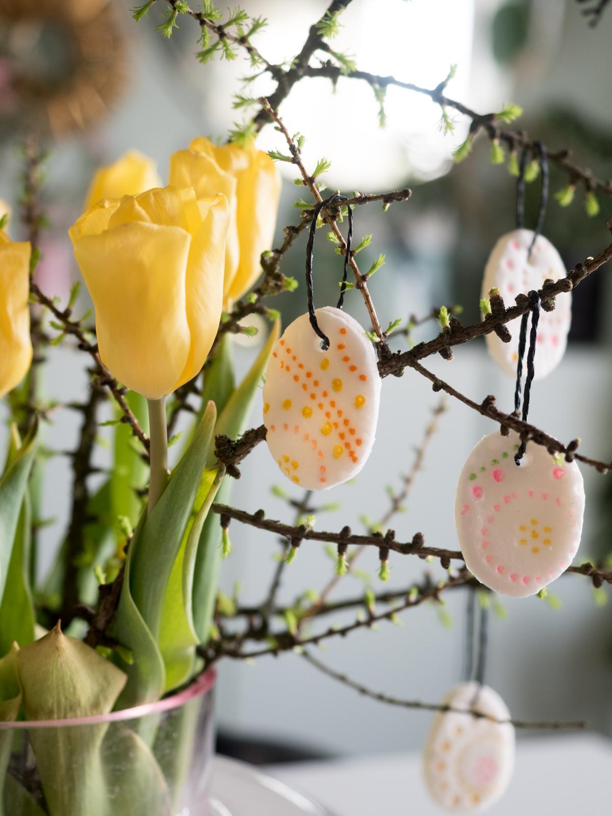 diy pääsiäiskoristeet