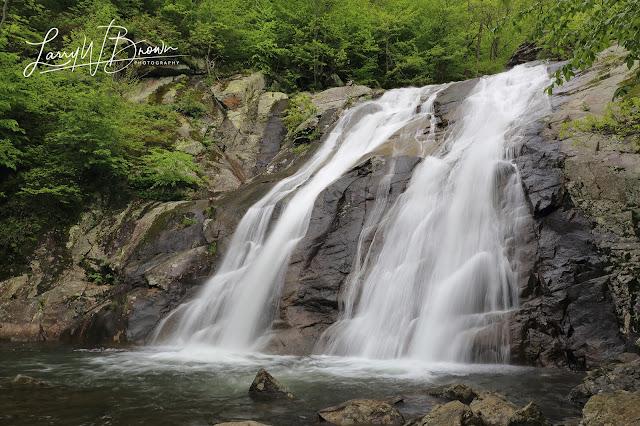 Whiteoak Canyon Waterfall #6