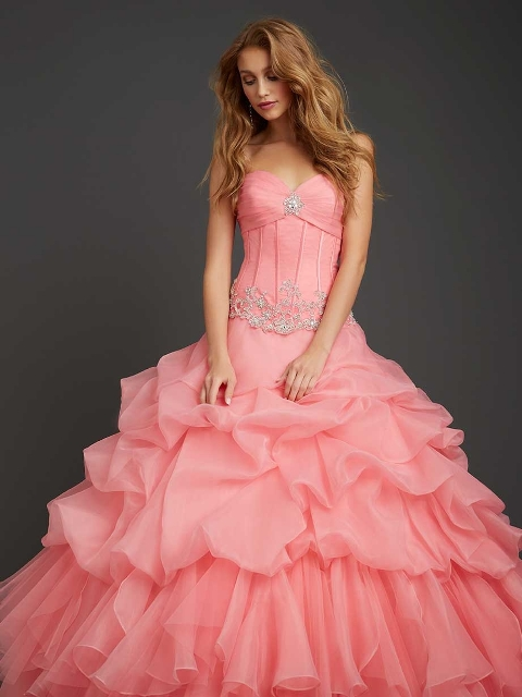 vestidos de 15 años para fiesta