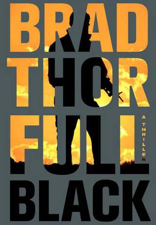 Brad Thor - Full Black PDF-EPUB
