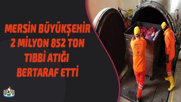 Mersin Büyükşehir Belediyesi,Vahap Seçer,MERSİN,Mersin Haber,