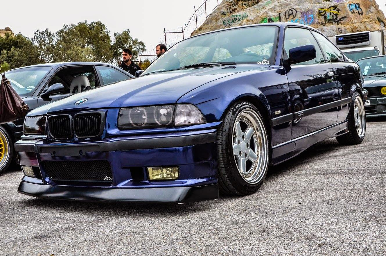 jdmbits bmw e36 m3 front fiberwerkz lip spoiler. Black Bedroom Furniture Sets. Home Design Ideas