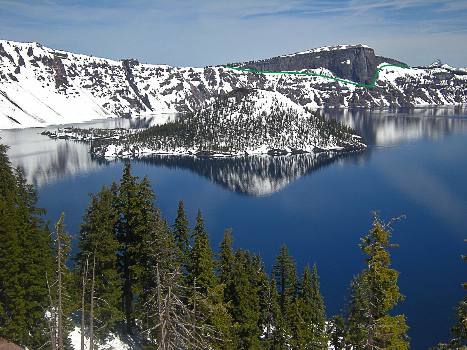 """crater lake"" caldera volcano cascades Oregon geology travel fieldtrip trip awesome beautiful gorgeous photography"